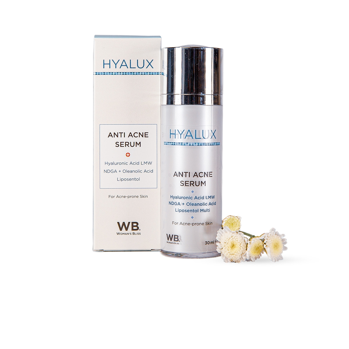 Сыворотка anti-acne HYALUX / Anti Acne Serum